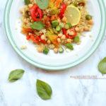 diversamentelatte_insalata estiva di quinoa