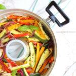 diversamentelatte_verdure nella pentola fornetto
