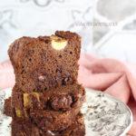 diversamentelatte_banana bread al cioccolato