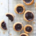 diversamentelatte_thumbprint cookies