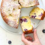 diversamentelatte_torta nua con mirtilli