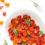 diversamentelatte pomodorini confit