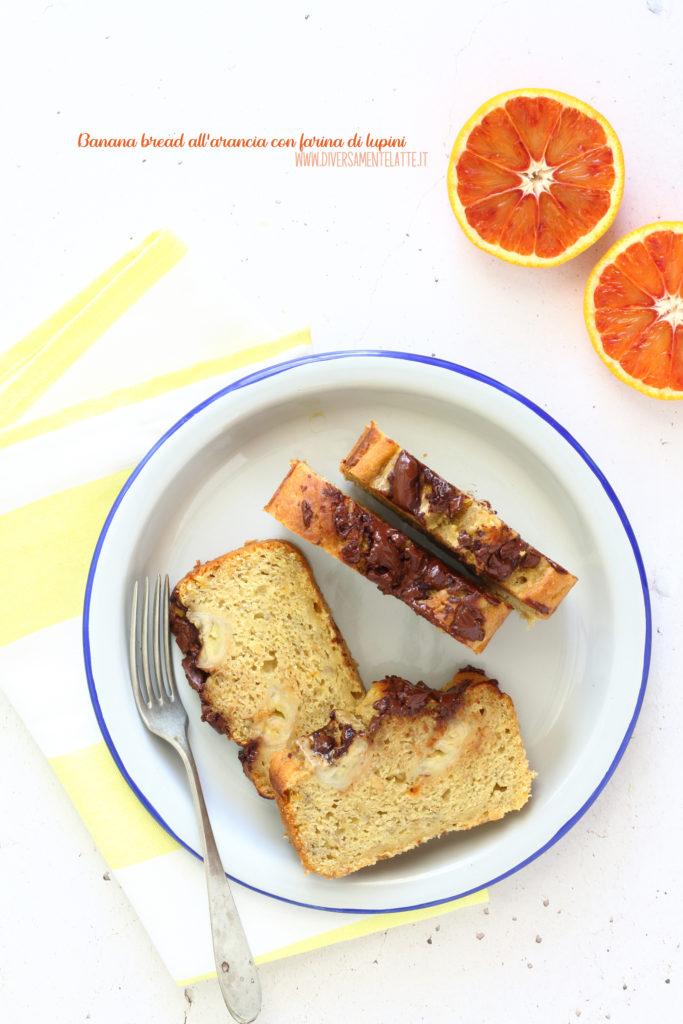 banana bread arancia