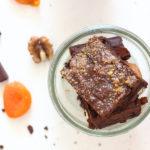 diversamentelatte brownies alla frutta secca
